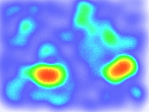 Drawing Heatmap with HTML Canvas - 羡辙杂俎
